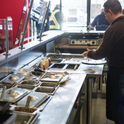 3580 Tecumseh Windsor Bobby Burrito Interior